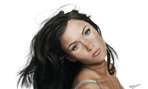 Megan Fox by RandyS01