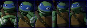 TMNT:: Cute Leo by Culinary-Alchemist