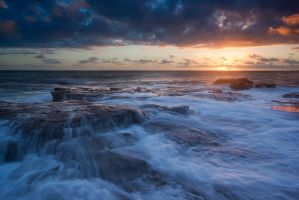 Incoming tide by jquilt
