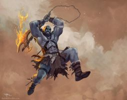 Grog by NickRoblesArt