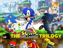 The Unleashed Trilogy by TheSUPASONICBOOM