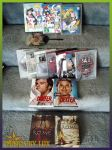 FOR SALE Spring 2015 DVDs by kuroitenshi13