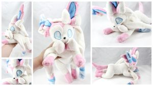 Sylveon 2 by BeeZee-Art