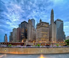 Chicago HDR 2010_01 by delobbo