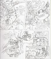 DZX, DXT: Demon in a Dame Shoot pg5 by BlueIke