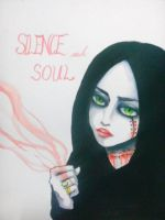 Red soul by JinfanFay