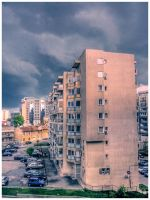 the storm is near... by Iulian-dA-gallery
