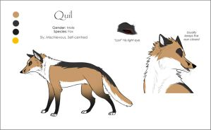 Ref - Quil by Snowwire