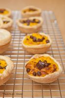 Pumpkin tarts 3 by patchow