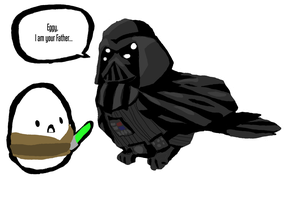 Eggy, I am your father... by telephonehome