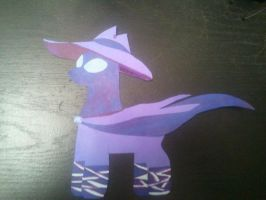 The Mysterious Mare Do Well by Nahima
