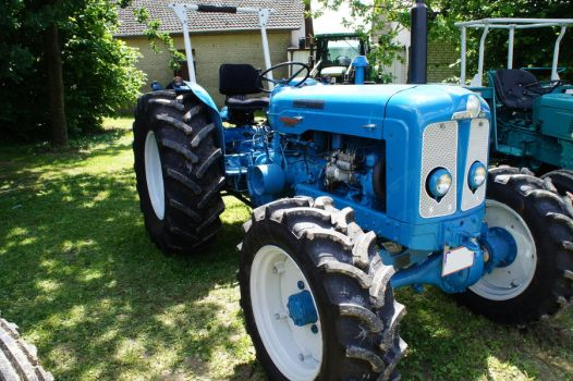 Fordson Super Major II by cailleachdhubh