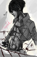 SnK: Follow Me WIP by TruPink