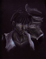 Nicholas D. Wolfwood by GoblinQueeen