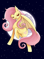 Flutterbat by Mezy-Peach