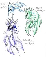 Some fakemon by ekko-park
