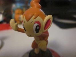 Chimchar LIKE A BOSS by Andrea-Perry