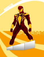 Mannuzza Iron Spiderman by Mannuzza