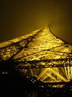 Eiffel Tower 2 by Steve-Nice
