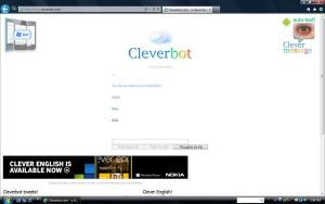 Cleverbot by handcuffs4ever