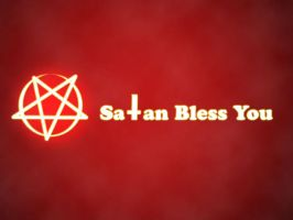 Satan Bless You 2 by tayzar44