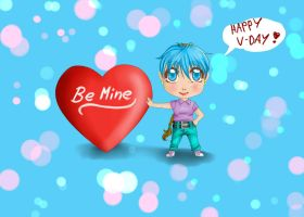 HAPPY V-DAY 2013 by Star10
