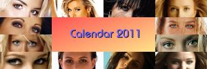 Calendar 2011 - Sexy Girls by deadmanwalkin