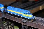 DME SD40-2 by 3window34