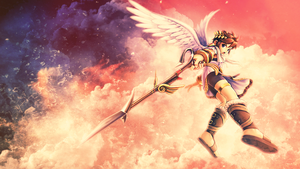 Pit Kid Icarus Wallpaper by Fatal-Nostalgia
