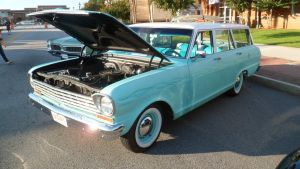 '63 Chevy 2 Wagon by hankypanky68