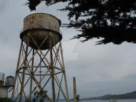 Water Tower by Tusserte