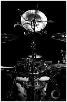 Korn Drum-set by JaredWingate
