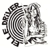 Elle Driver BW by Andrew-Ross-MacLean