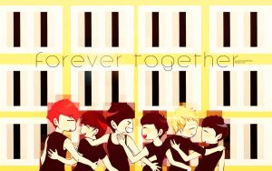Forever together by Nollyan