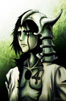 :: Ulquiorra :: Almost human by kivi1230