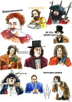 Jim Howick tribute by laurippo