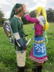 Link, your hair!... by Alyboxie