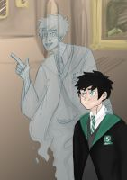 011 a Hogwart Student by lauri244