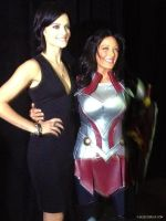 Jaimie Alexander and SIF Cosplay by captainjaze