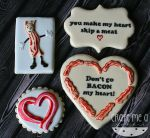 Don't go Bacon my heart! by brynnwoods