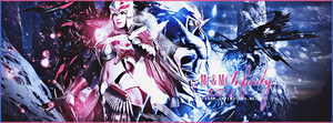 Mr and Ms Infinity 2015 banner by lelouch8vi8britannia