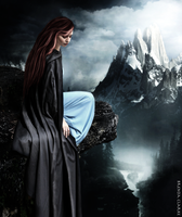 Lady of the Mountains by Inadesign