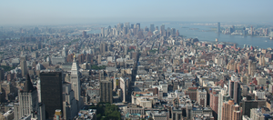 View from empire state by jordygreen