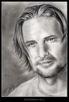 Josh Holloway by nabey