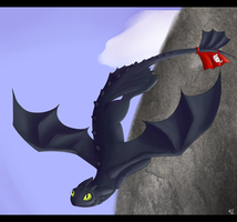 Toothless by Maoise