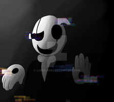 Gaster by ludmilabb2