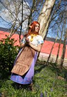 Malon - Legend of Zelda by Rainbow-Flavour