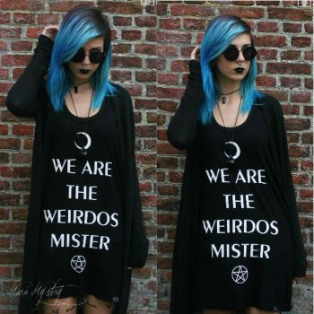 We are the Weirdos Mister by MarieMystery