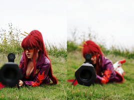 Yoko Littner // depth of field by SyrenCosplay