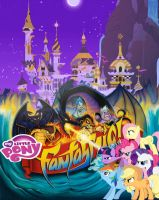 My Little Pony Fantasmic by conthauberger